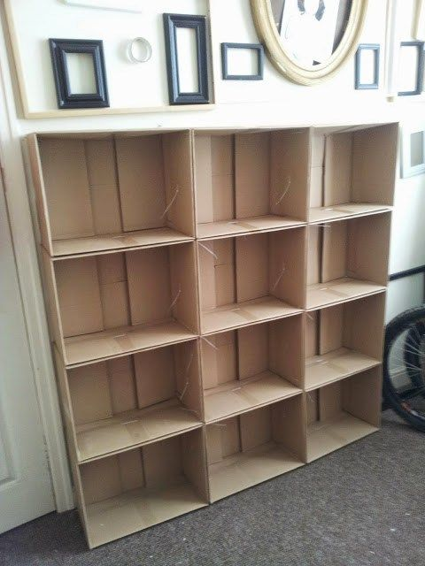List of Cool DIY Muebles from homelyeconomics.com