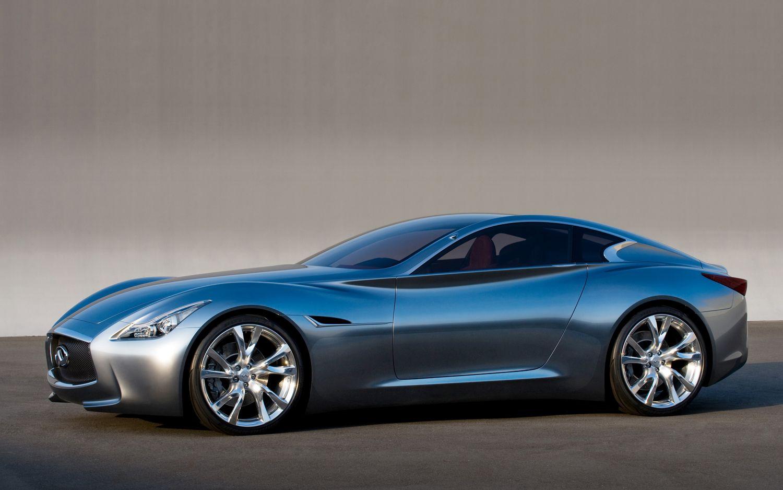 Infinity Sport Cars Infiniti Essense Front Three Quarter - Sports cars by price