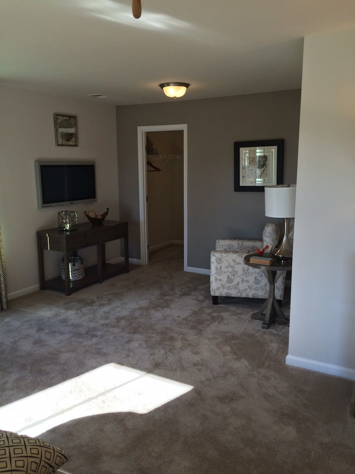 Ryan Homes Rome Master Bedroom Sitting Area New Home Pinterest Bedroom Sitting Areas