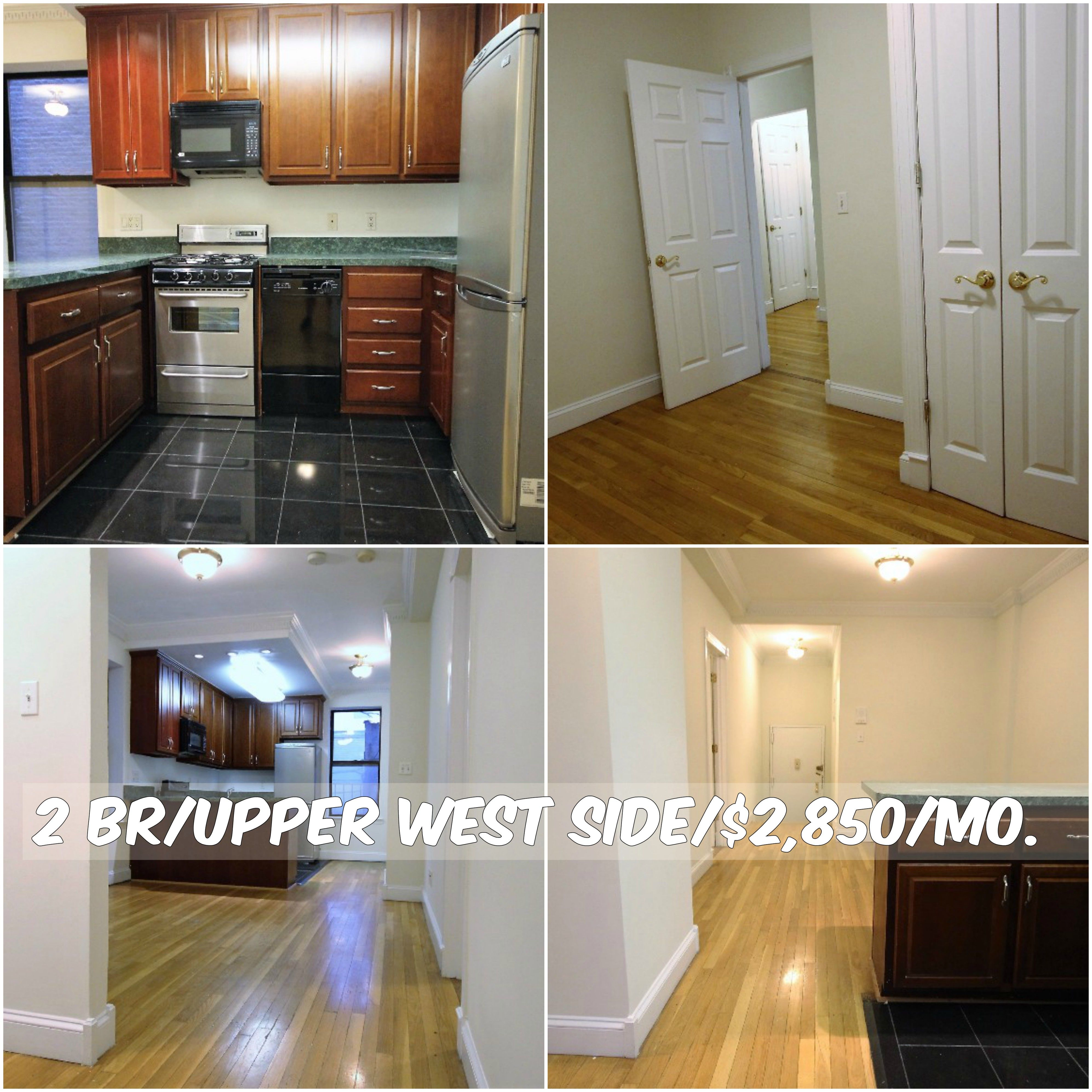 2 Br Apt For Rent In Upper West Side At 2 850 Mo Laundry