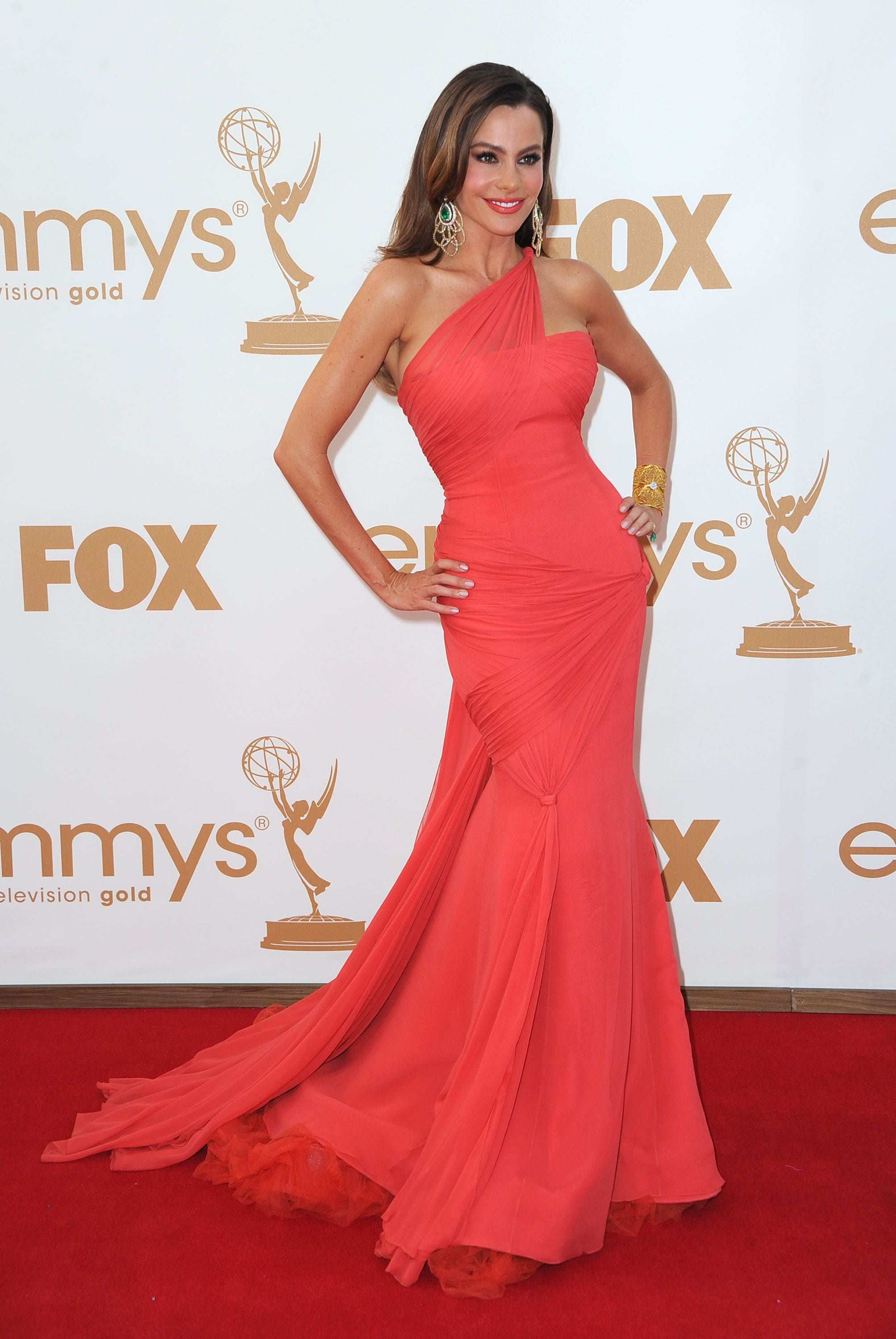 Emmys Style: Who Nailed It and Who Failed It | Pinterest | Sofia ...