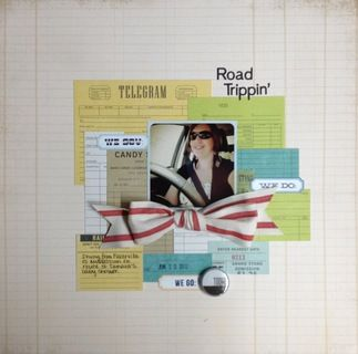 Road Trippin' by Rebmnmny at Studio Calico
