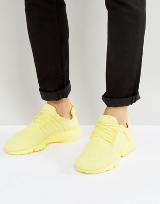 88459509fae5 Nike Air Presto Ultra Breathe Sneakers In Yellow 898020-700