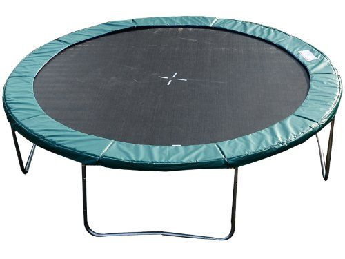 Save 61 57 On Green Round Trampoline Parts Accessory 15 Ft Safety Frame Pad Only 47 43 Trampoline Parts Trampoline 14ft Trampoline