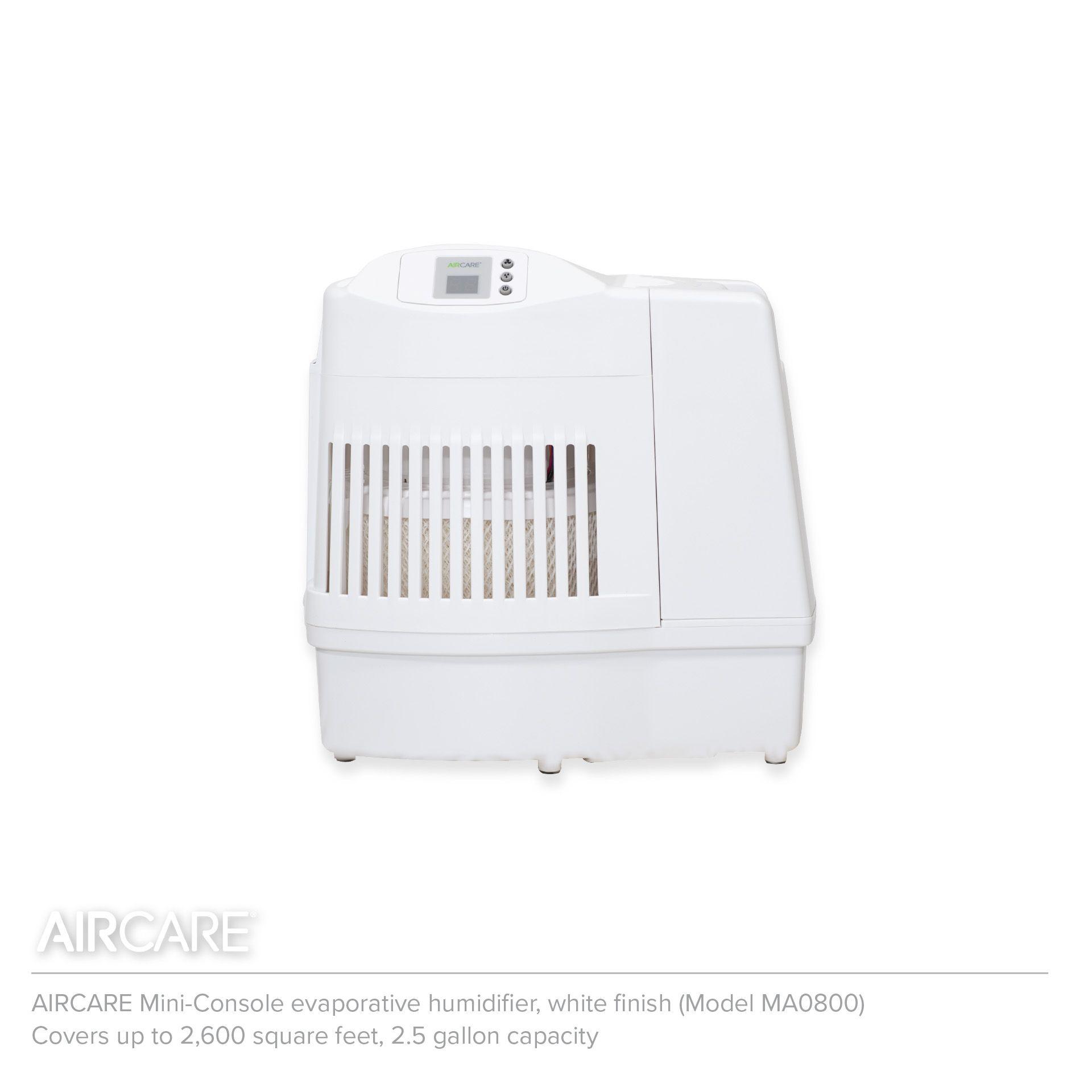 Aircare Mini Console Evaporative Humidifier Air Care Mini Console
