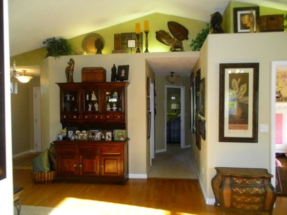 Decorating Plant Shelf Ideas