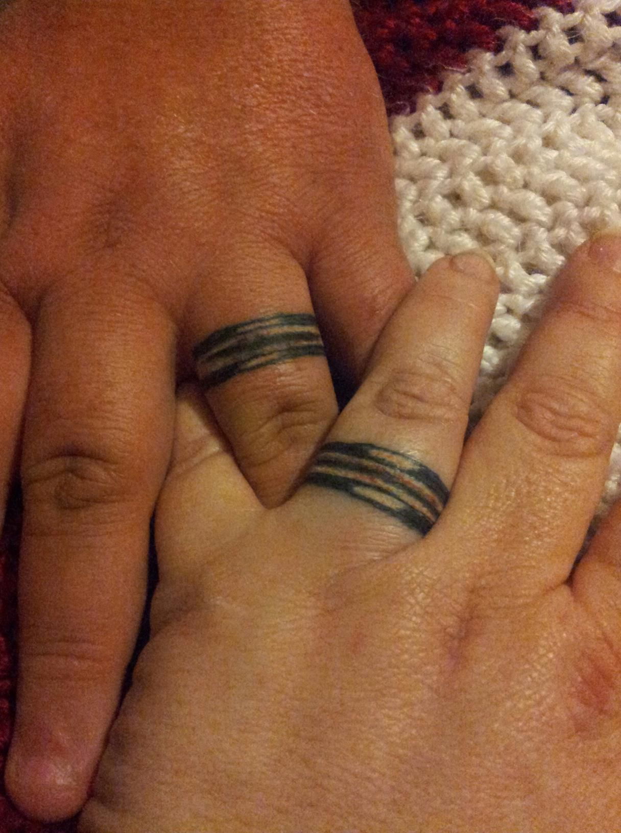 Ring Designs: Wedding Ring Designs Tattoo