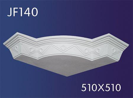 M 224 Decorative Gypsum Ceiling Cornice Corner Gypsum Decoration Roof Design Ceiling Design