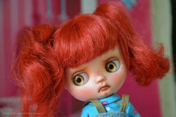 Pin di Dany Post su Blythe Red Hair