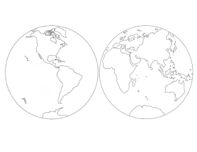 The Helpful Garden Parts Of World Coloring Sheet