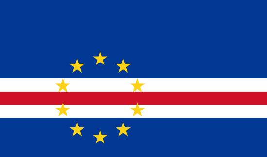 Download Cape Verde Flag Free Verde Bandera Verde Islas Cabo Verde