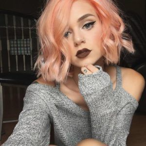 24 Blorange Hair Color Ideas