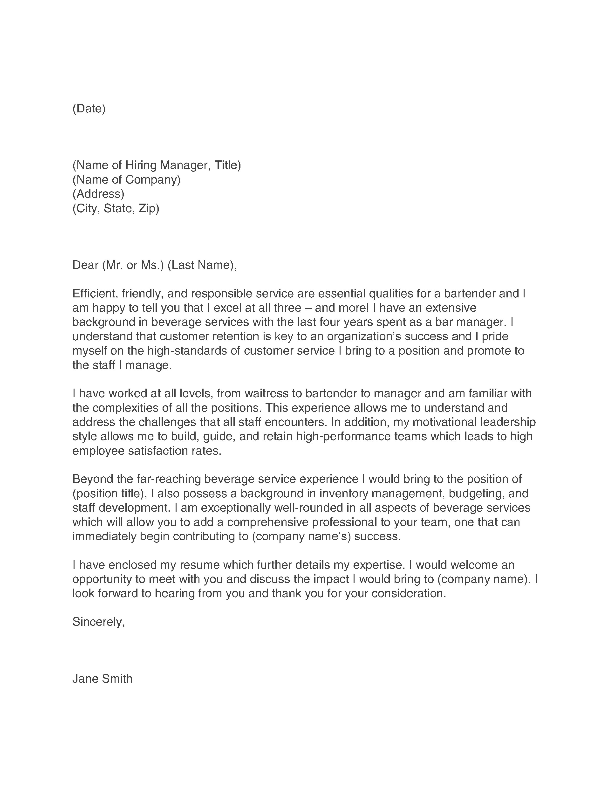 thank you letter for hiring example after targeted cover writing ...