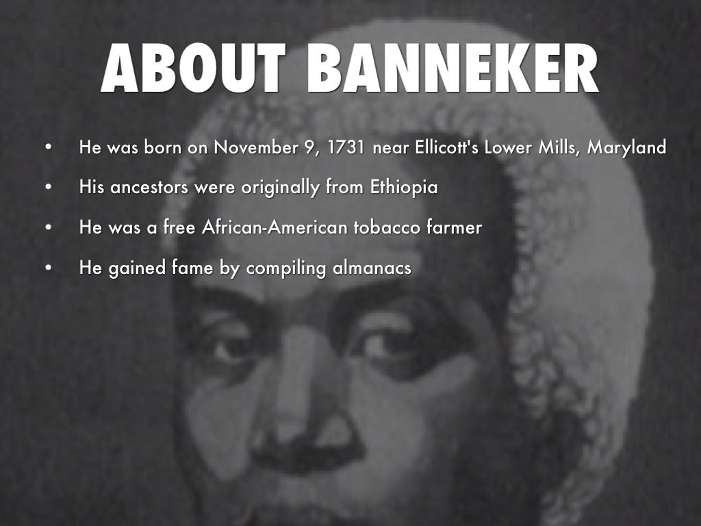 Benjamin Banneker Quotes Benjamin Banneker Quotes Historical Moments
