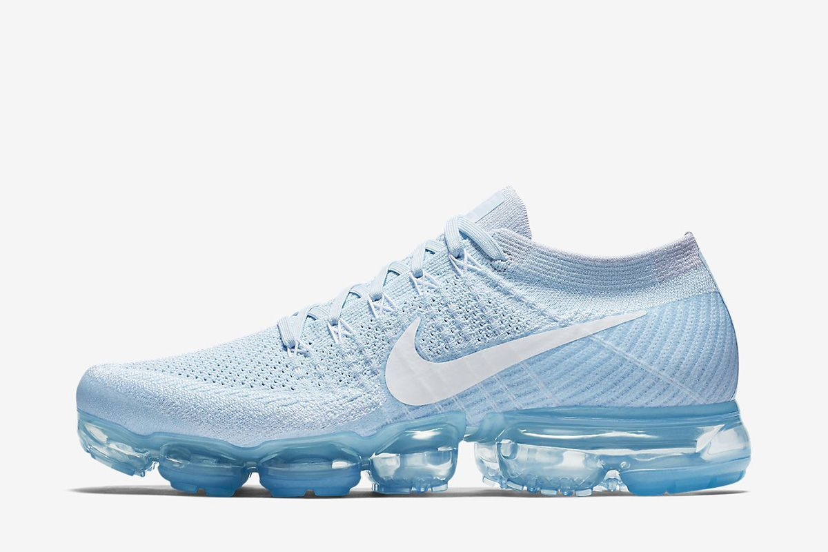 """huge selection of c2bda b79ee Nike Air VaporMax Flyknit """"Glacier Blue"""" (Day to Night)"""