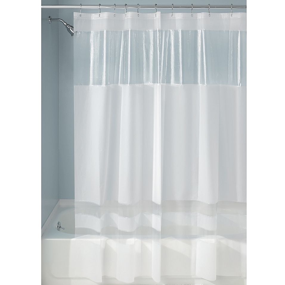 Interdesign Hitchcock Rugby 72 Inch X 72 Inch Shower Curtain In