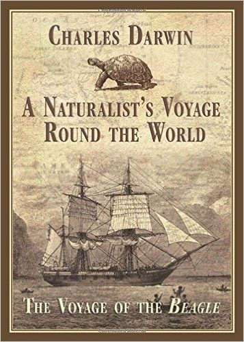 First Lines Charles Darwin The Voyage Of The Beagle Charles