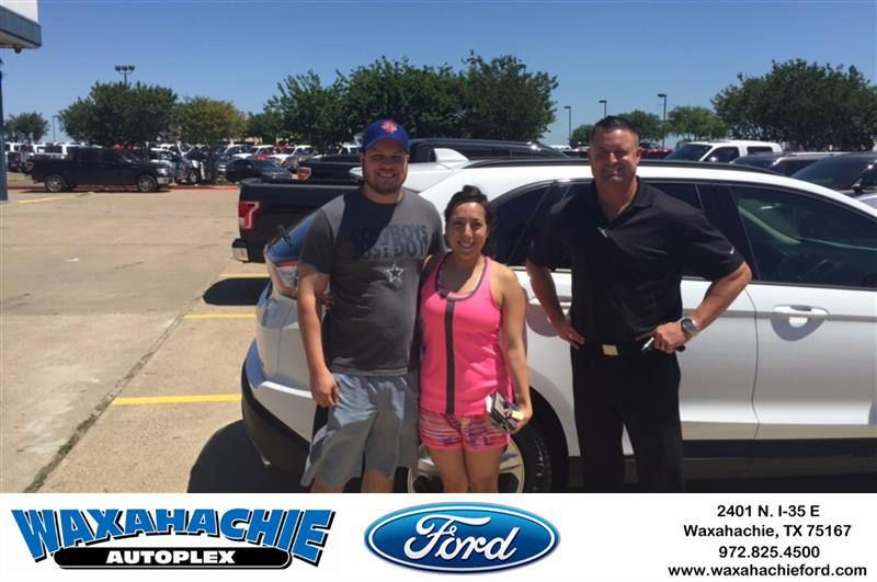 Congratulations Mr On Your From Justin Bowers At Waxahachie Ford