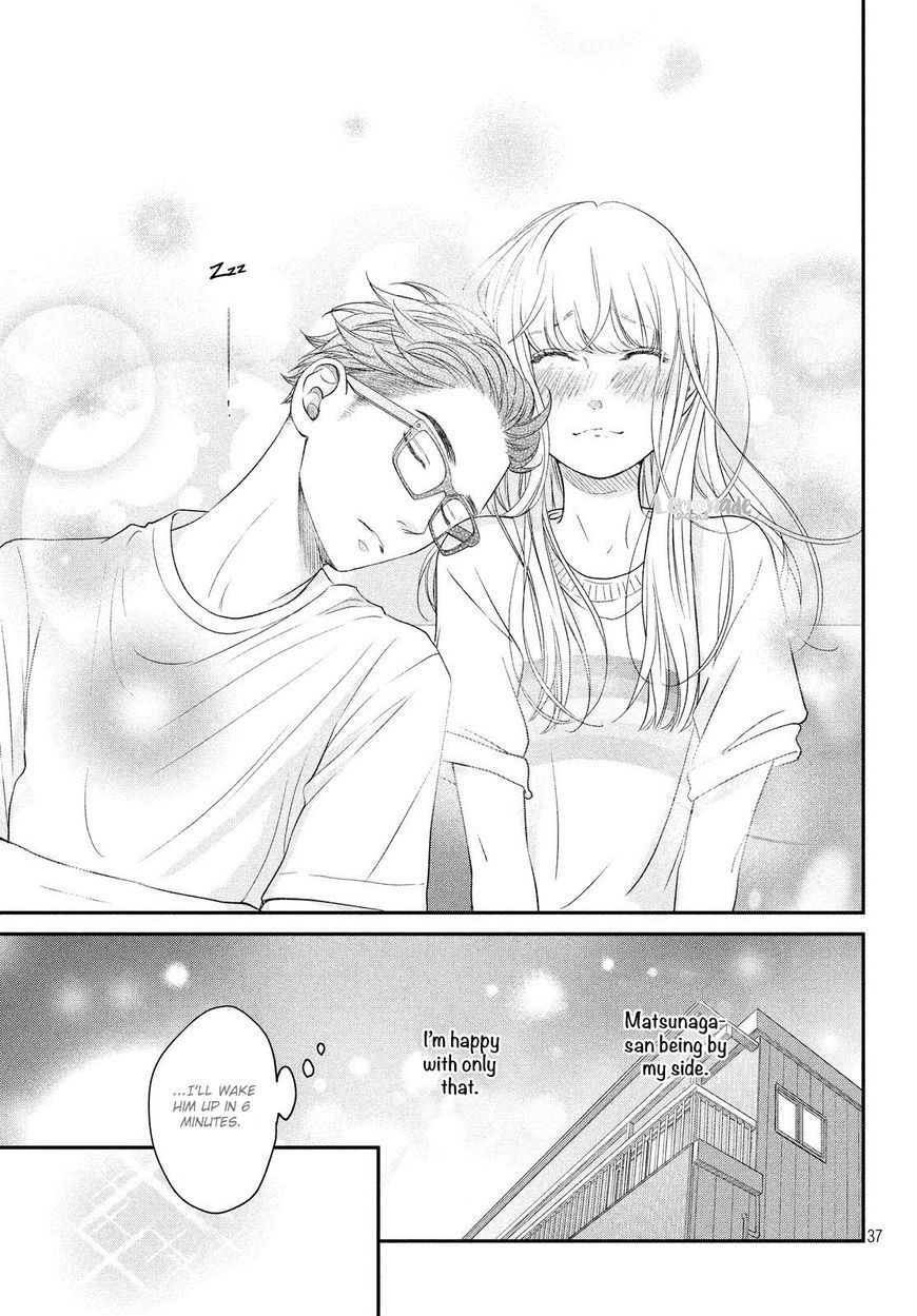Living No Matsunaga San Manga Lector Tumangaonline Manga Anime Manga Romance Anime Love