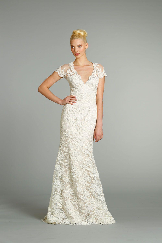 Bon Fall 2012 Wedding Dresses JLM Couture Bridal Jim Hjelm. This Man Makes The  Most Beautiful