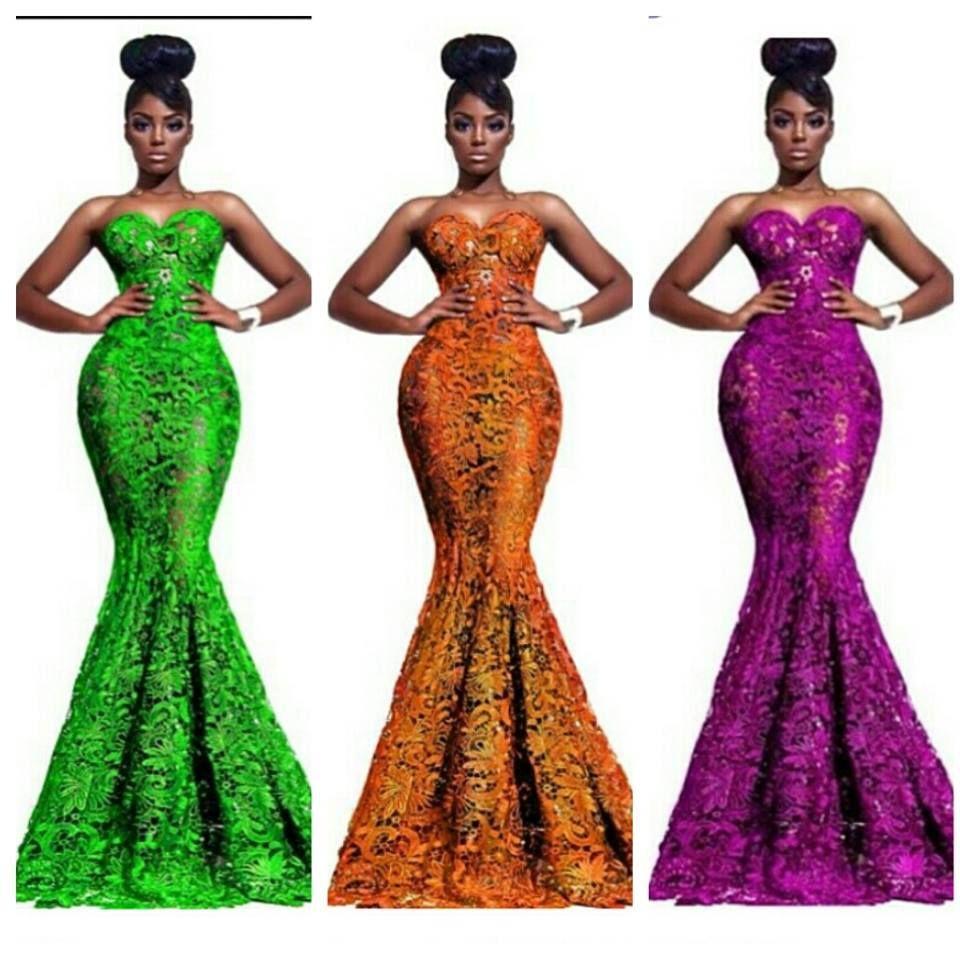 african wedding dresses | african wedding inspirations