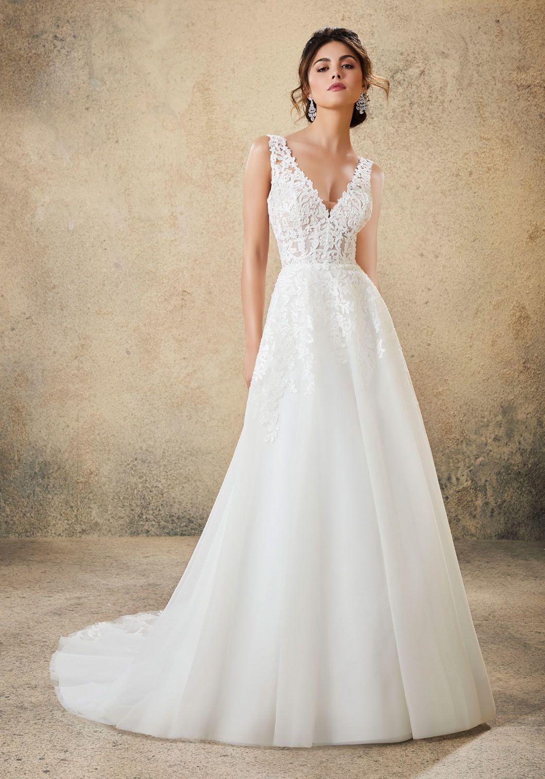 Rosemarie Wedding Dress Morilee in 2020 Bridal wedding