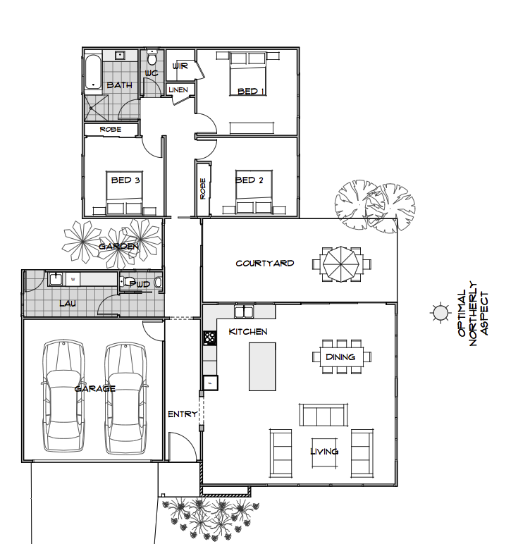 Vesta Home Design Energy Efficient House Plans
