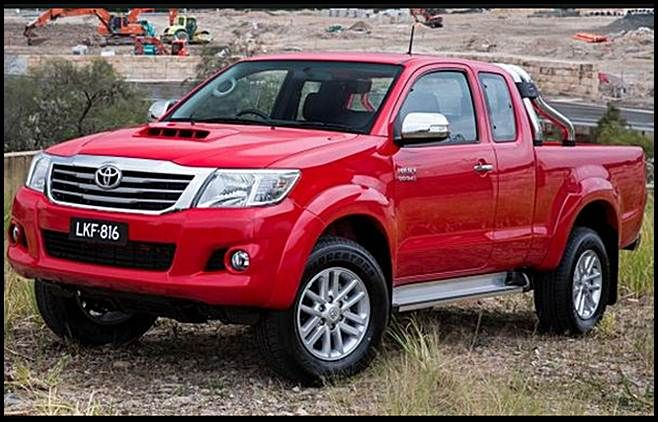 TOYOTA HILUX - Toyota Pricelist Philippines
