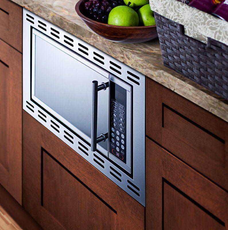 kitchenaid microwave oven combo installation