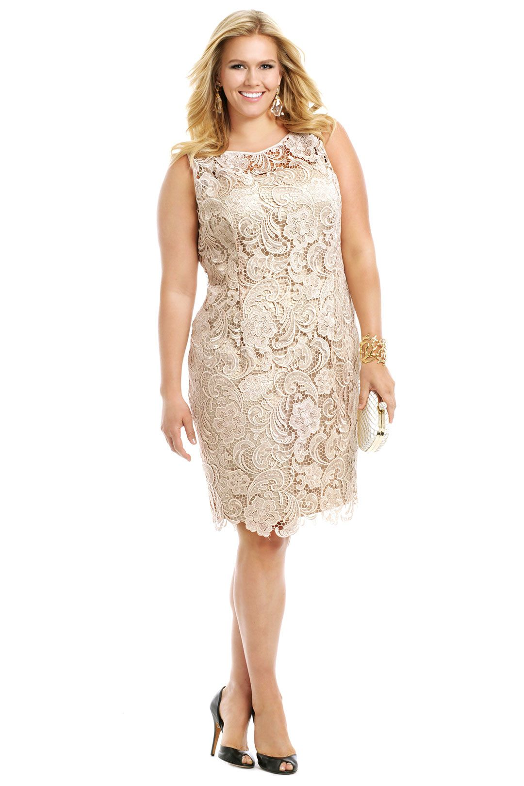 Dainty Danika Sheath by Adrianna Papell for $40 | Rent The Runway ...
