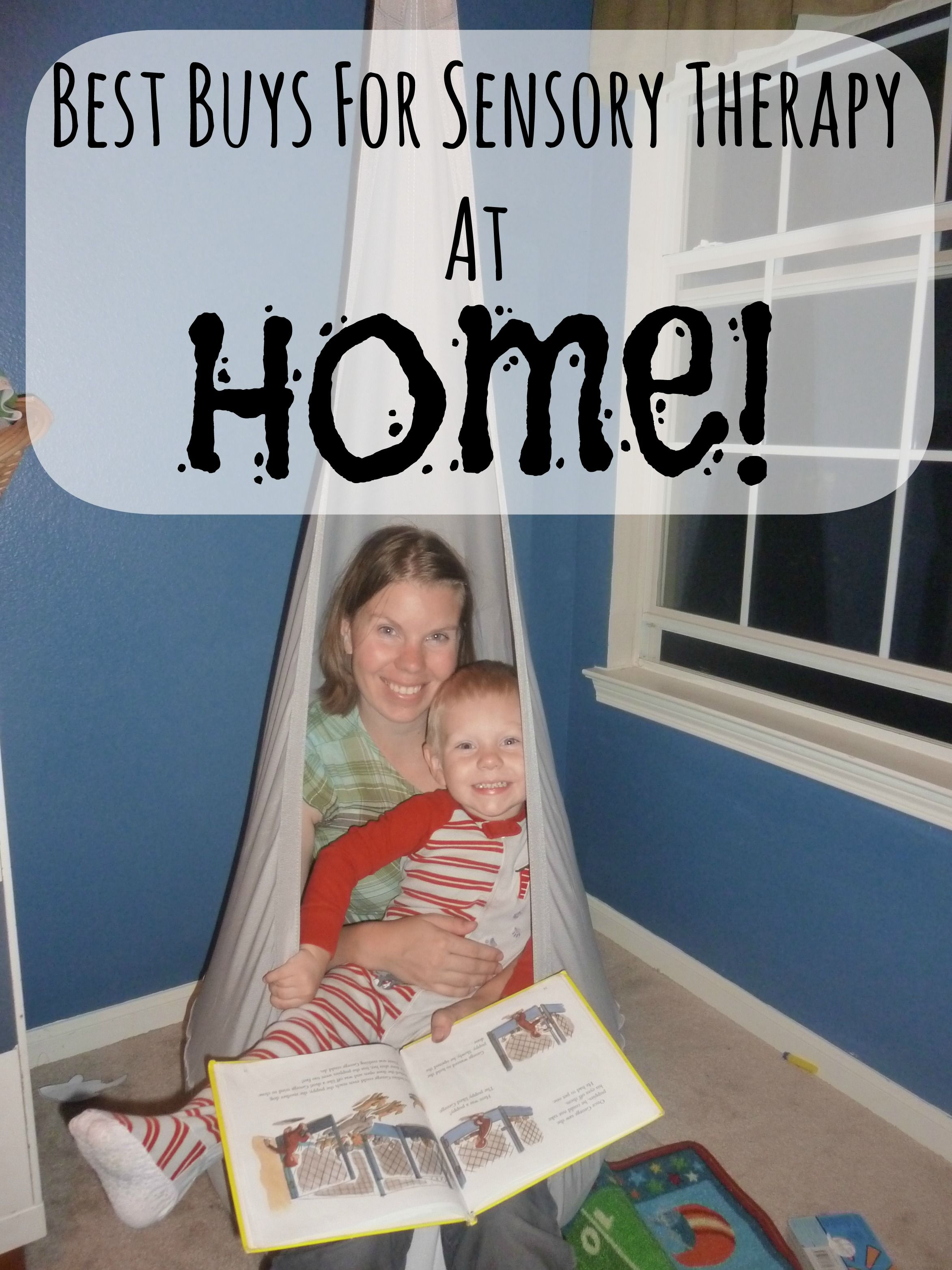 Sensory Integration Room Design: Best Buys For Sensory Processing Therapy At Home
