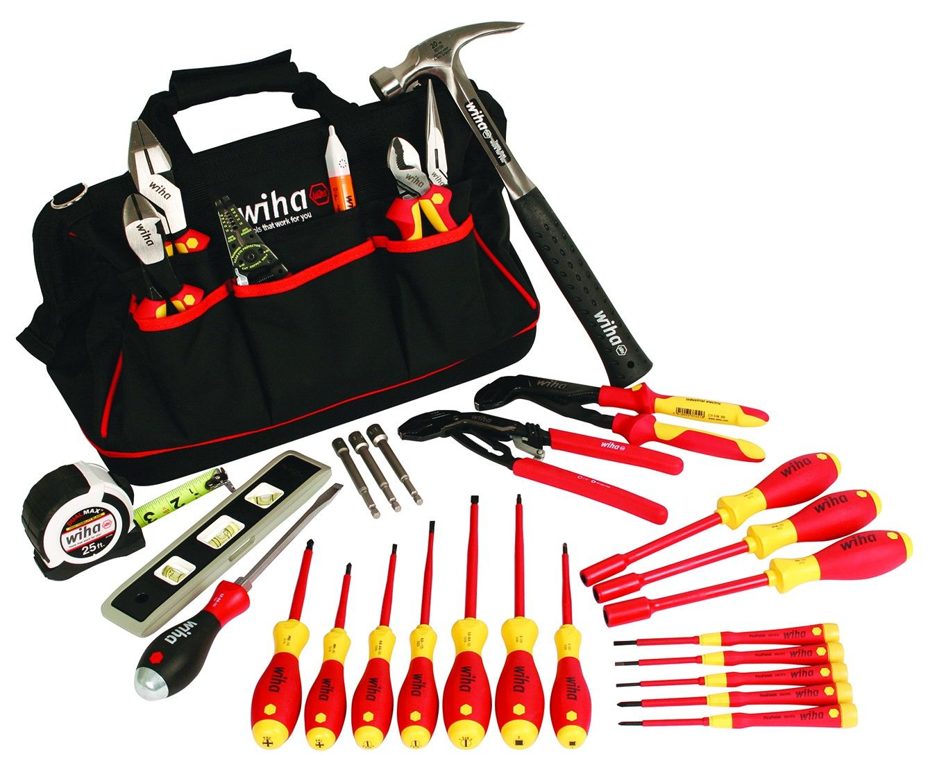 Journeyman S Tool Set 30 Piece Tool Set Tools Canvas Tool Bag