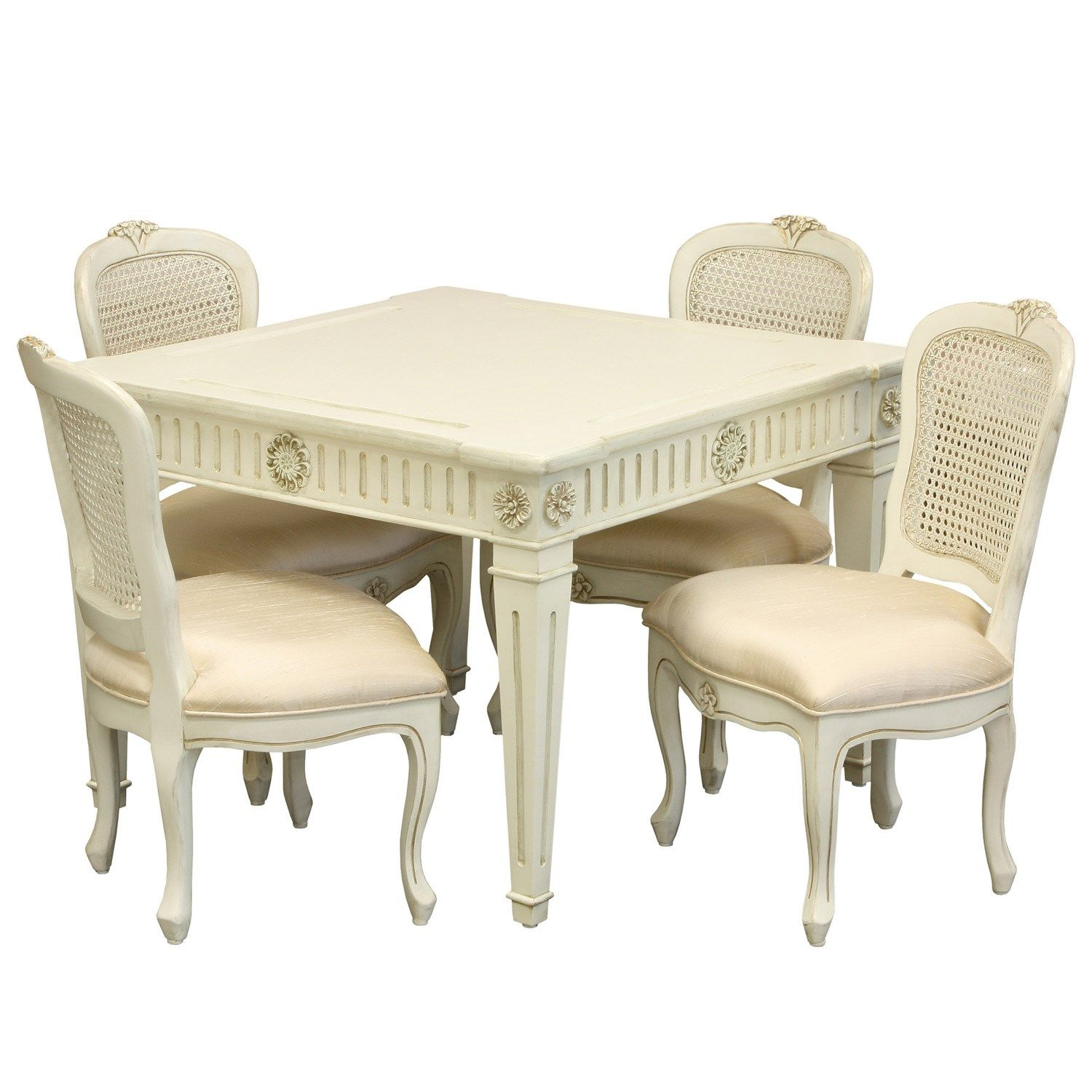 AFK Table Chair Set Juliette Versailles laylagrayce AFK