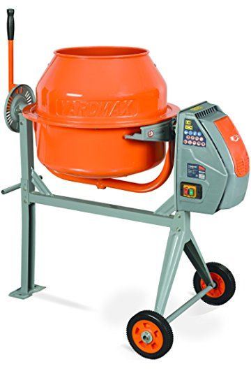 Yardmax Ym0115 4 0 Cu Ft Concrete Mixer Concrete Mixers Cement Mixers Mixers