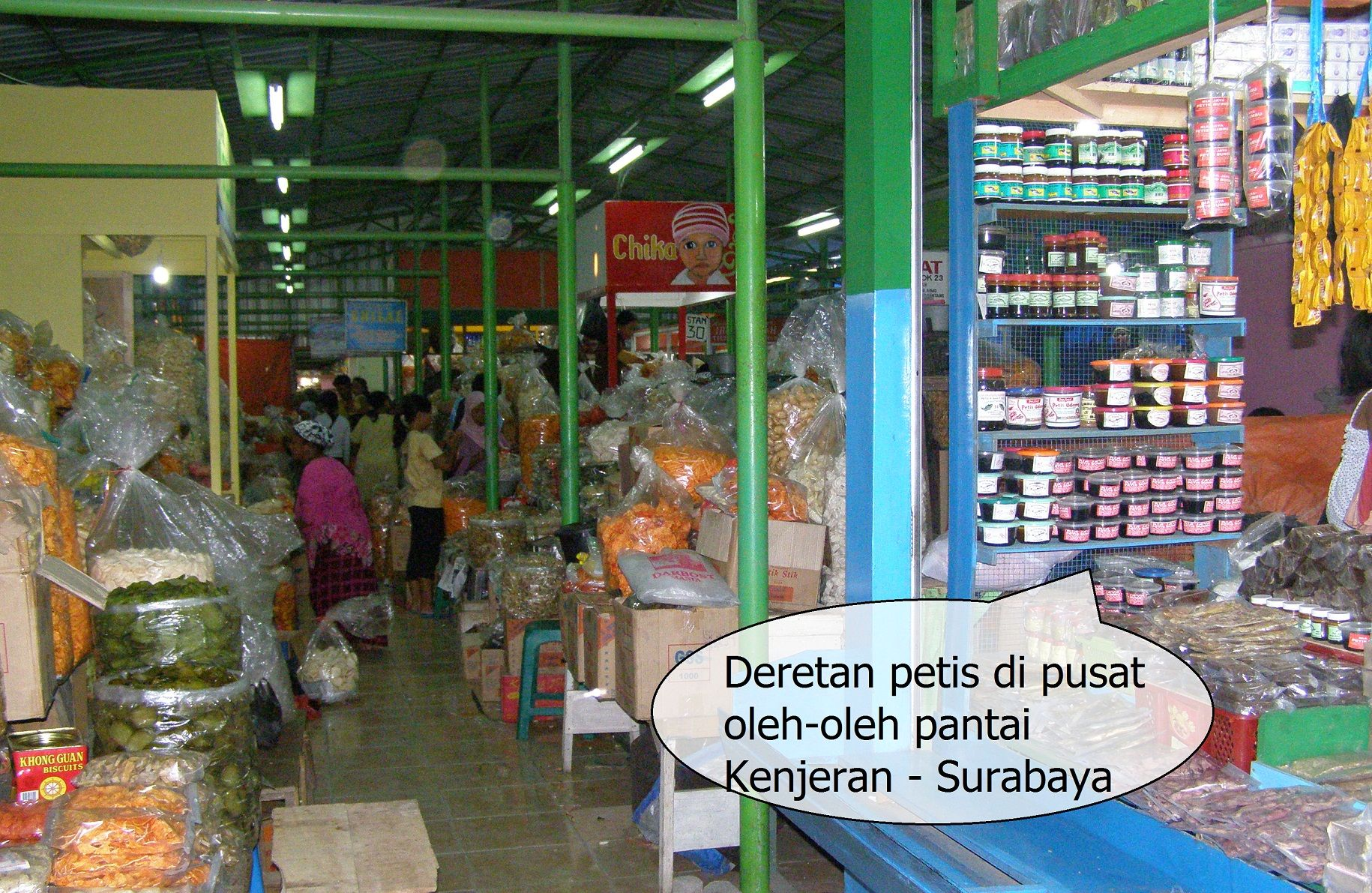 Makanan Serba Petis Wisata Kuliner Khas Surabaya Khas