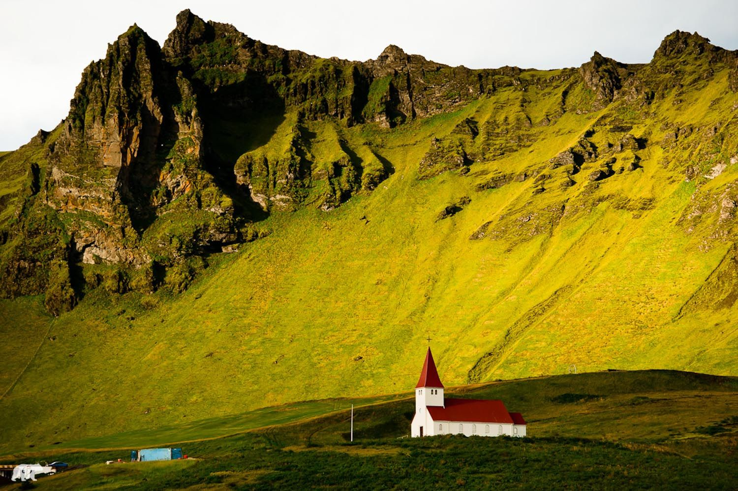 Chapel in the mountains. by Chris  Burkard / 500px