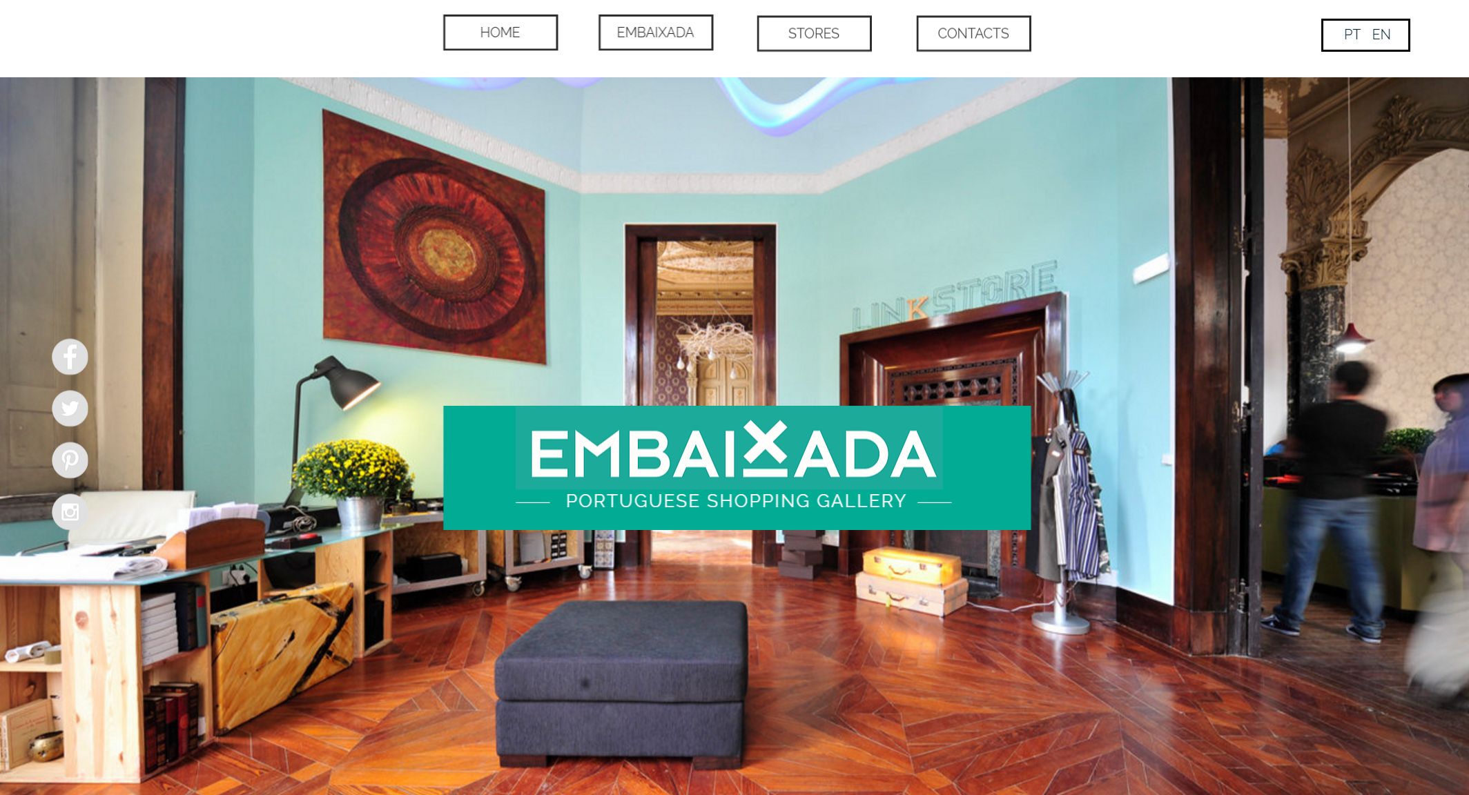 Let's meet Embaixada! #new #website #Embaixada #Portugal #Lisbon #PrincipeReal