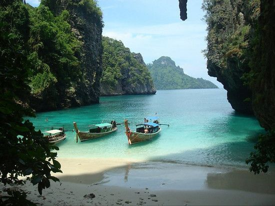 Railay Bay Rock Climbing And Island Paradise Dream Vacas