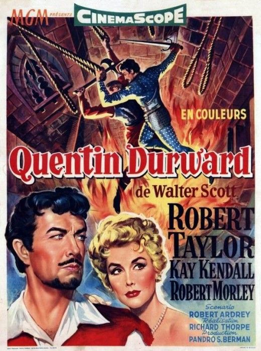 Watch Quentin Durward Full-Movie Streaming
