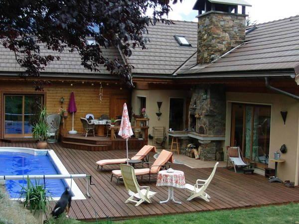 Location Vacances Haute-Savoie avec Piscine avec PAPVacancesfr - location vacances provence avec piscine