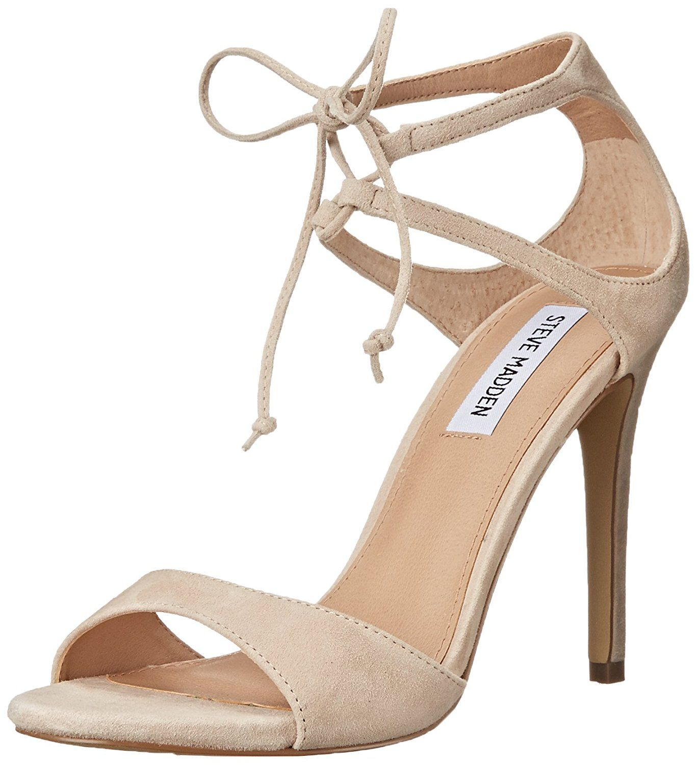 7292bc867f4 Steve Madden Women s Semona Dress Sandal -- Details can be found   Lace up  sandals