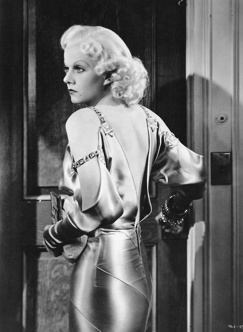 Harlow jean style icon