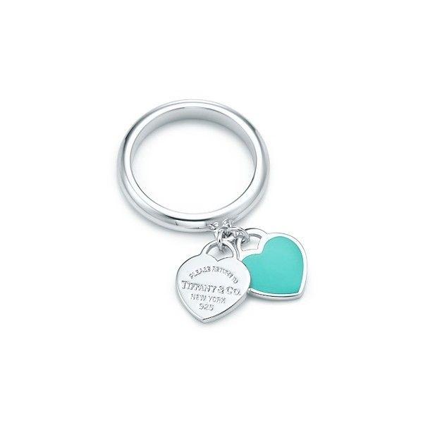 99d99cdd8 Tiffany & Co. Return To Tiffany™ Double Heart Ring... so cute ...