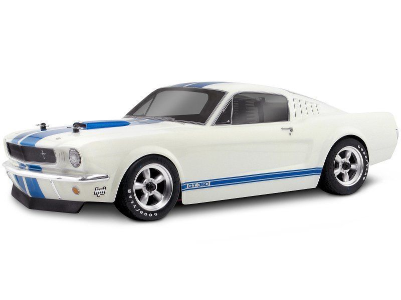 HPI 1965 Classic Ford Shelby GT 350 Body 200mm 17508 | eBay