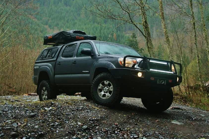2013 tacoma CVT Mt. Cayley roof top tent. Cascadia Vehicle Tents & 2013 tacoma CVT Mt. Cayley roof top tent. Cascadia Vehicle Tents ...