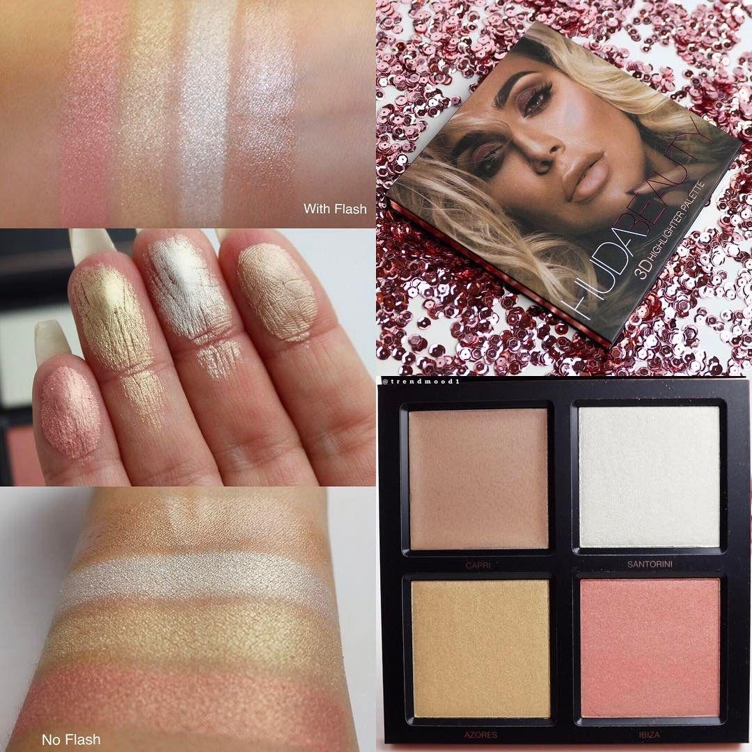 3D Highlighter Palette - Bronze Sands by Huda Beauty #21