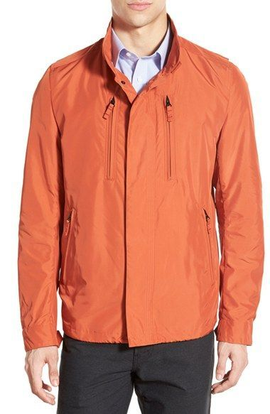 Sanyo Fashion House 'Parker' Water Resistant Jacket