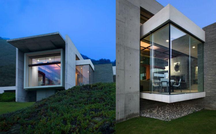 Bauhaus Architektur bauhaus stil haus aus granit beton und glas architektur