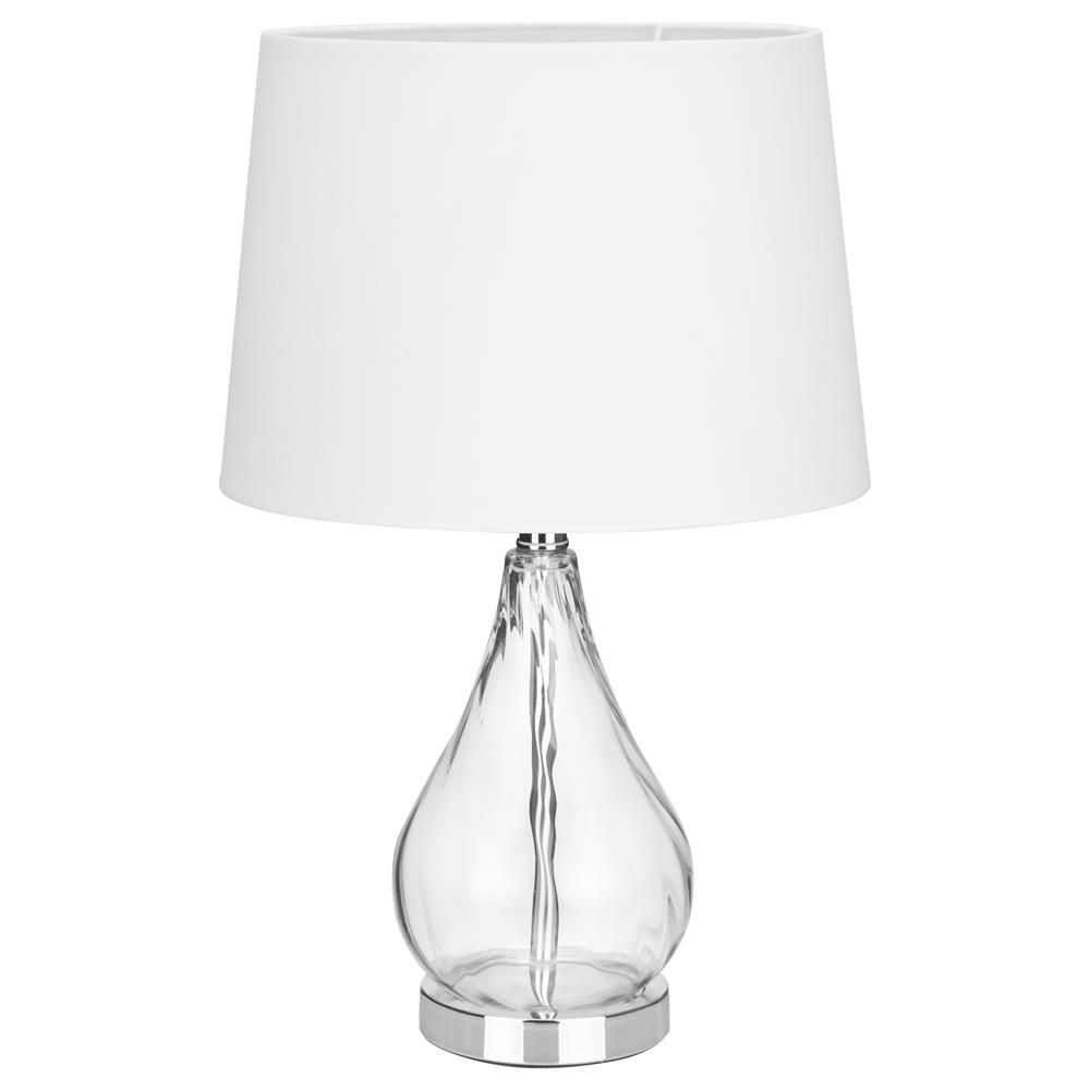 $59.99-Table Lamp with Glass Base/Table Lamps/Lighting|Bouclair.com ...