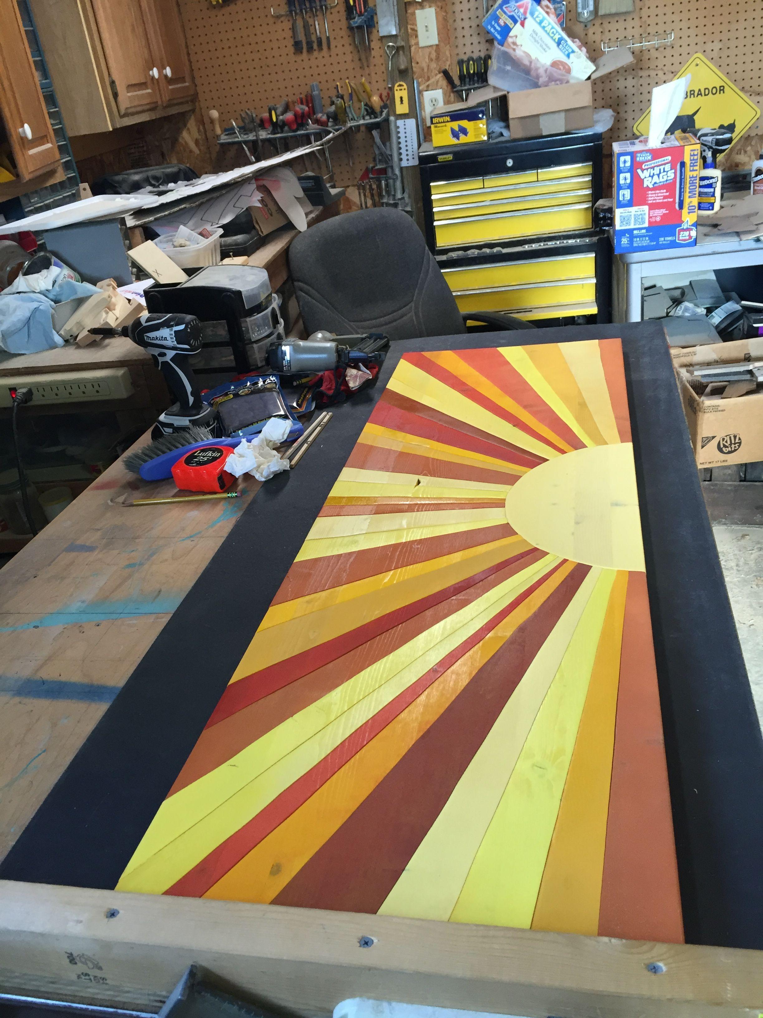 Pin by Matt Courtade on Sun | Pinterest | Wood art, Woods and Wood ...